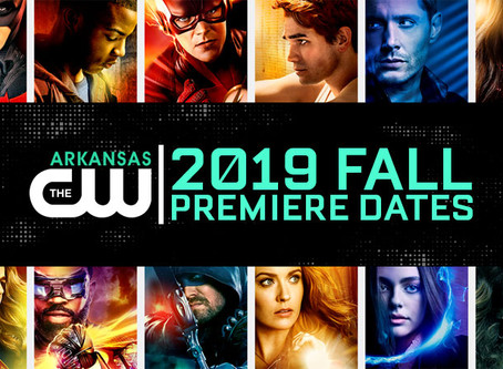 The CW Network Announces 2019 Fall Premiere Dates!