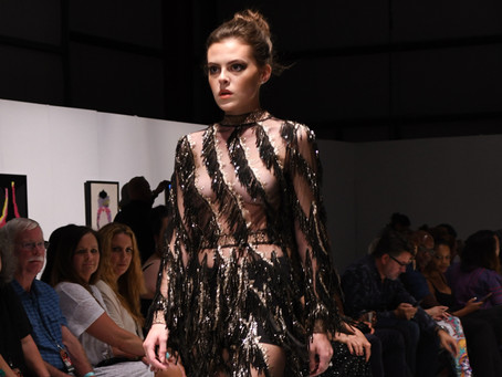 Check Out The House of Colby Runway show at the NWA Fashion Week