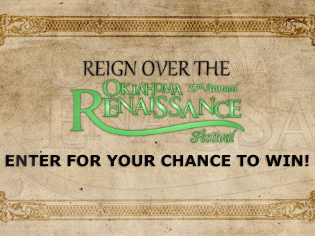 Reign Over The Renaissance Sweepstakes.