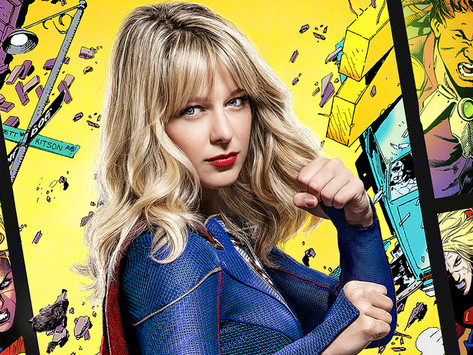"""""""Supergirl"""" Soars to Tuesdays in March."""