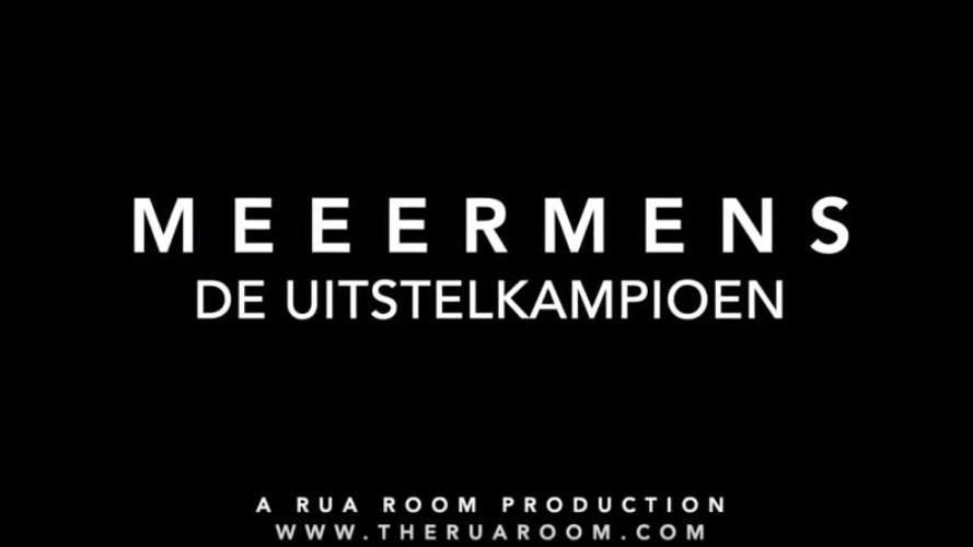 Meermens - De Uitstelkampioen (Rua Room live-sessie)
