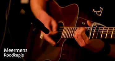 Meermens - Roodkapje (Poolijs live-sessie)