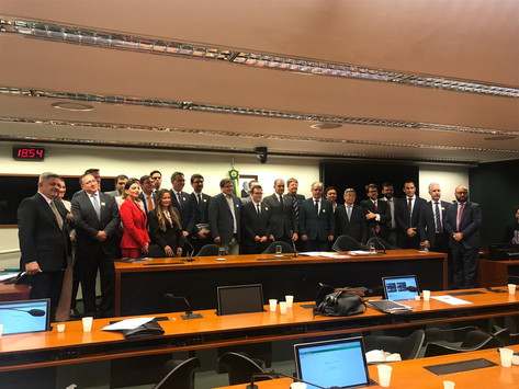 The Regularization of Sports Betting in Brazil and the Public Hearing held in of May 22th 2019.