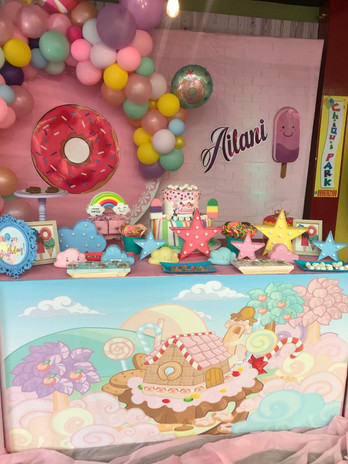 DECORACIÓN CANDY