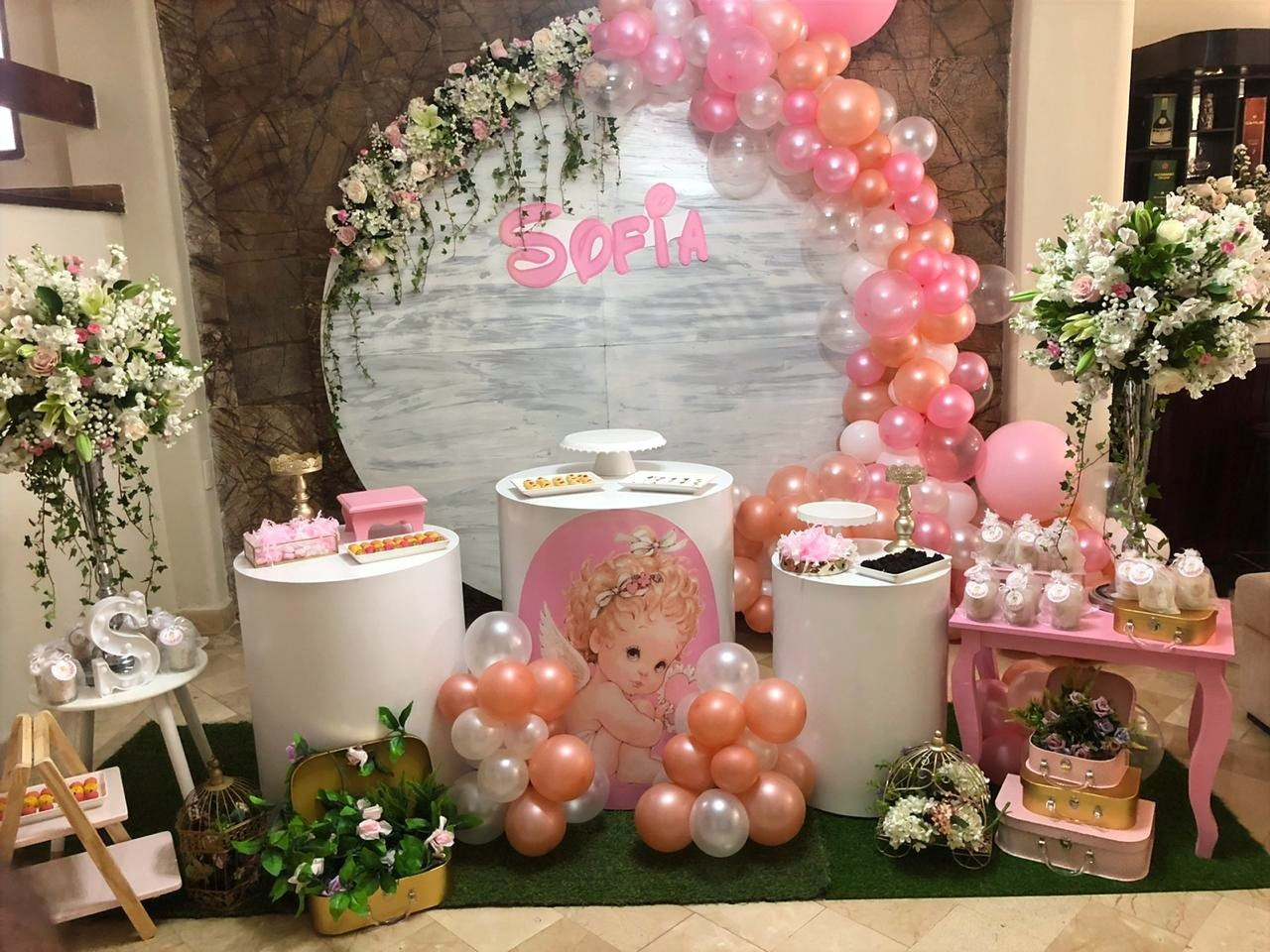 BABY SHOWER A DOMICILIO