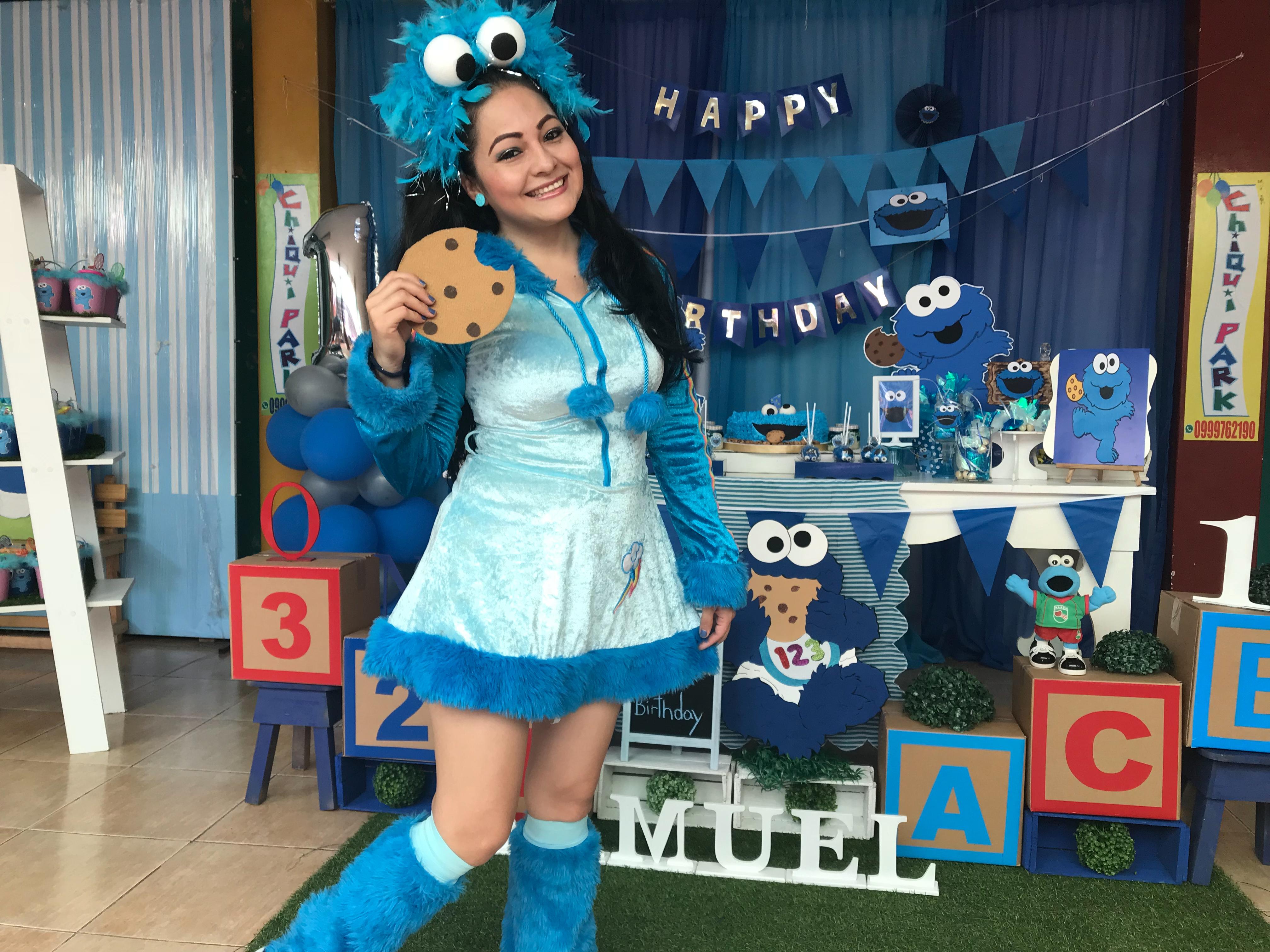 Animación para fiesta en Chiquipark