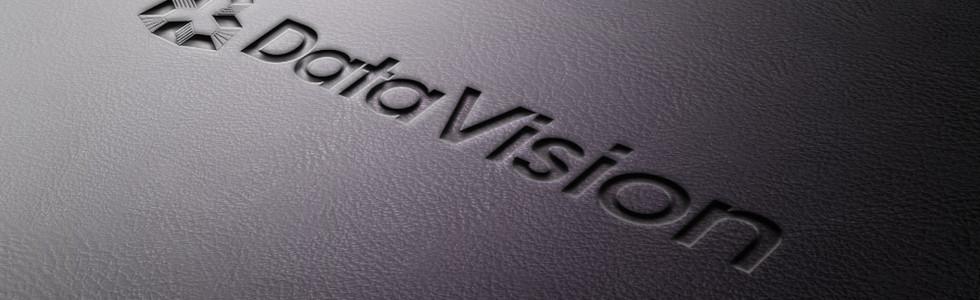 Création du logotype Datavision