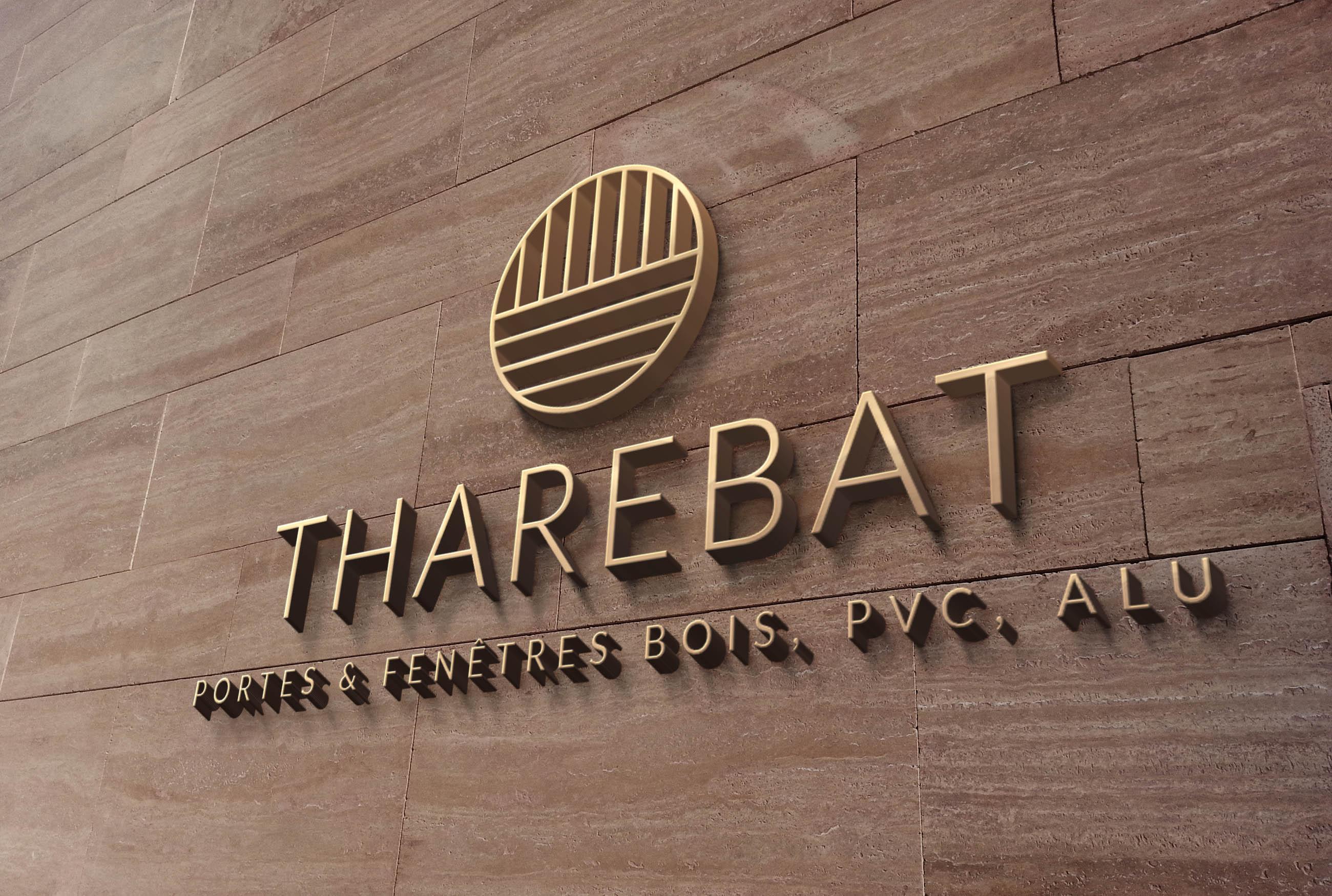 THAREBAT, Logo