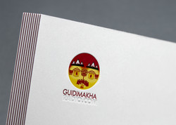 "Logotype ""Guidimakha-Radio.com"""