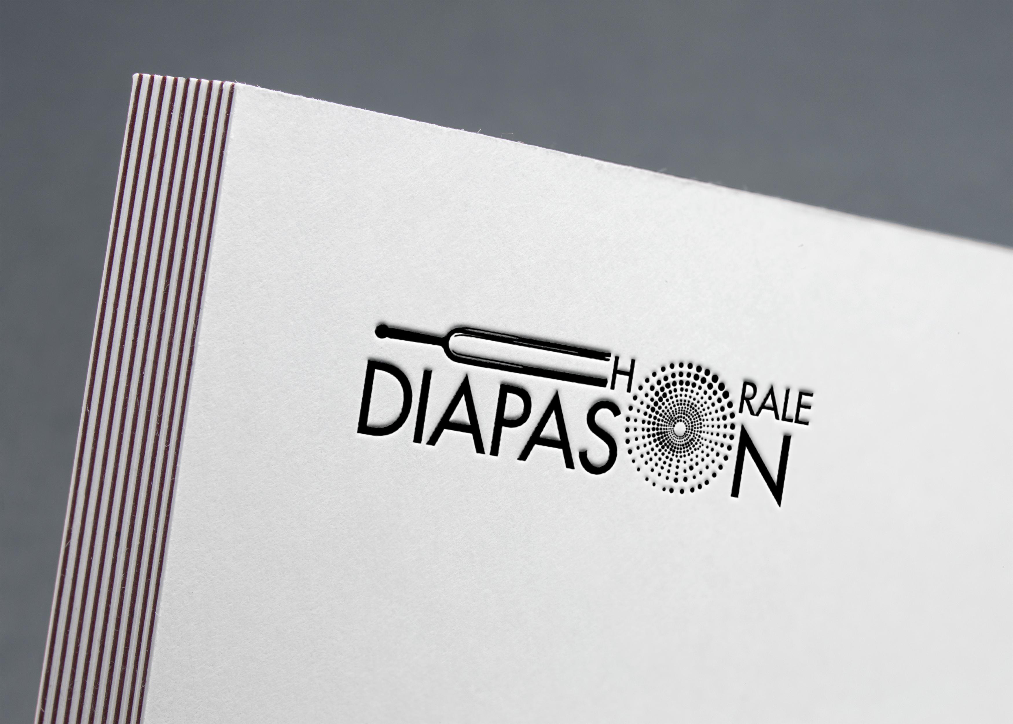 """Logotype """"Chorale Diapason"""""""