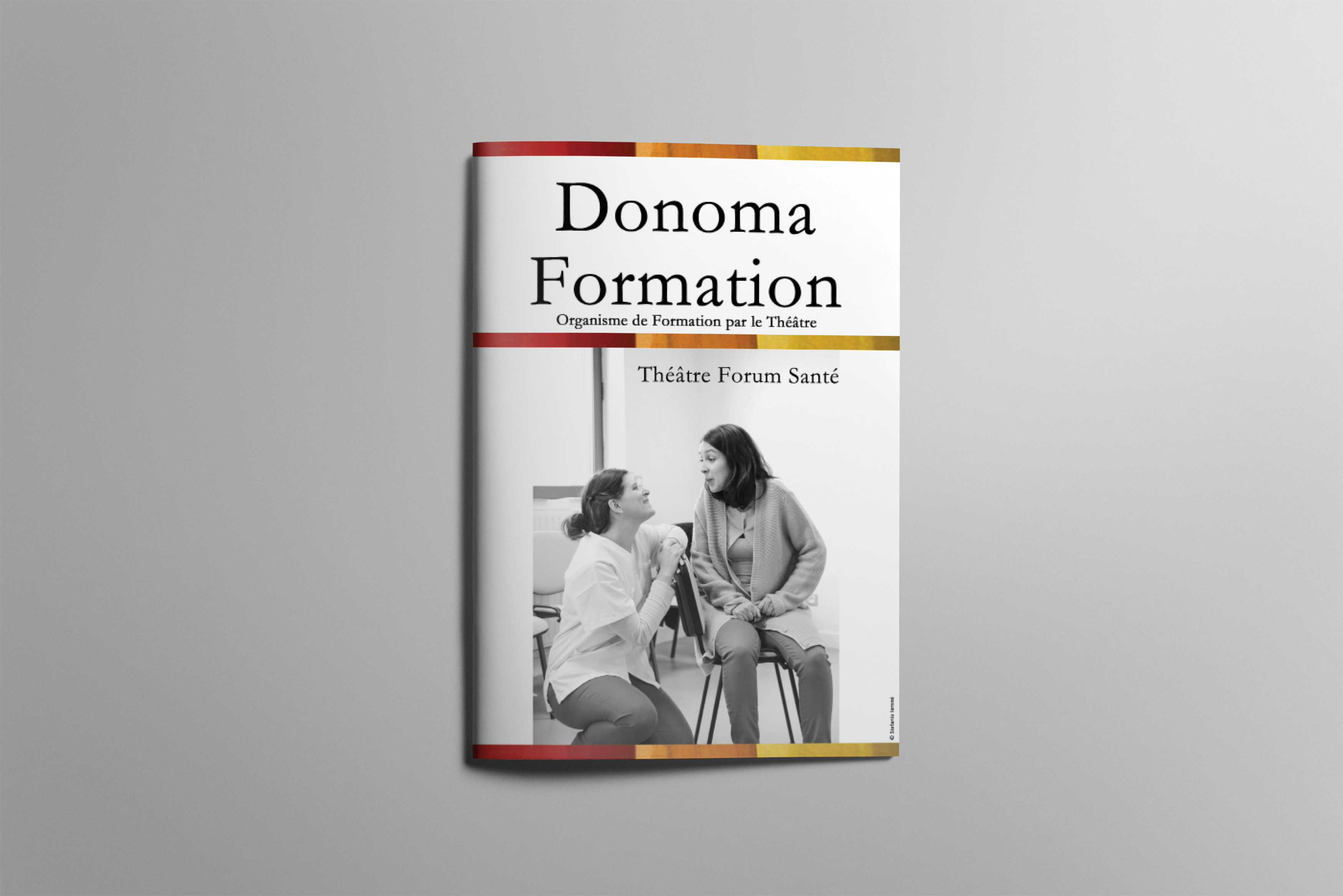 Brochure Donoma Formation