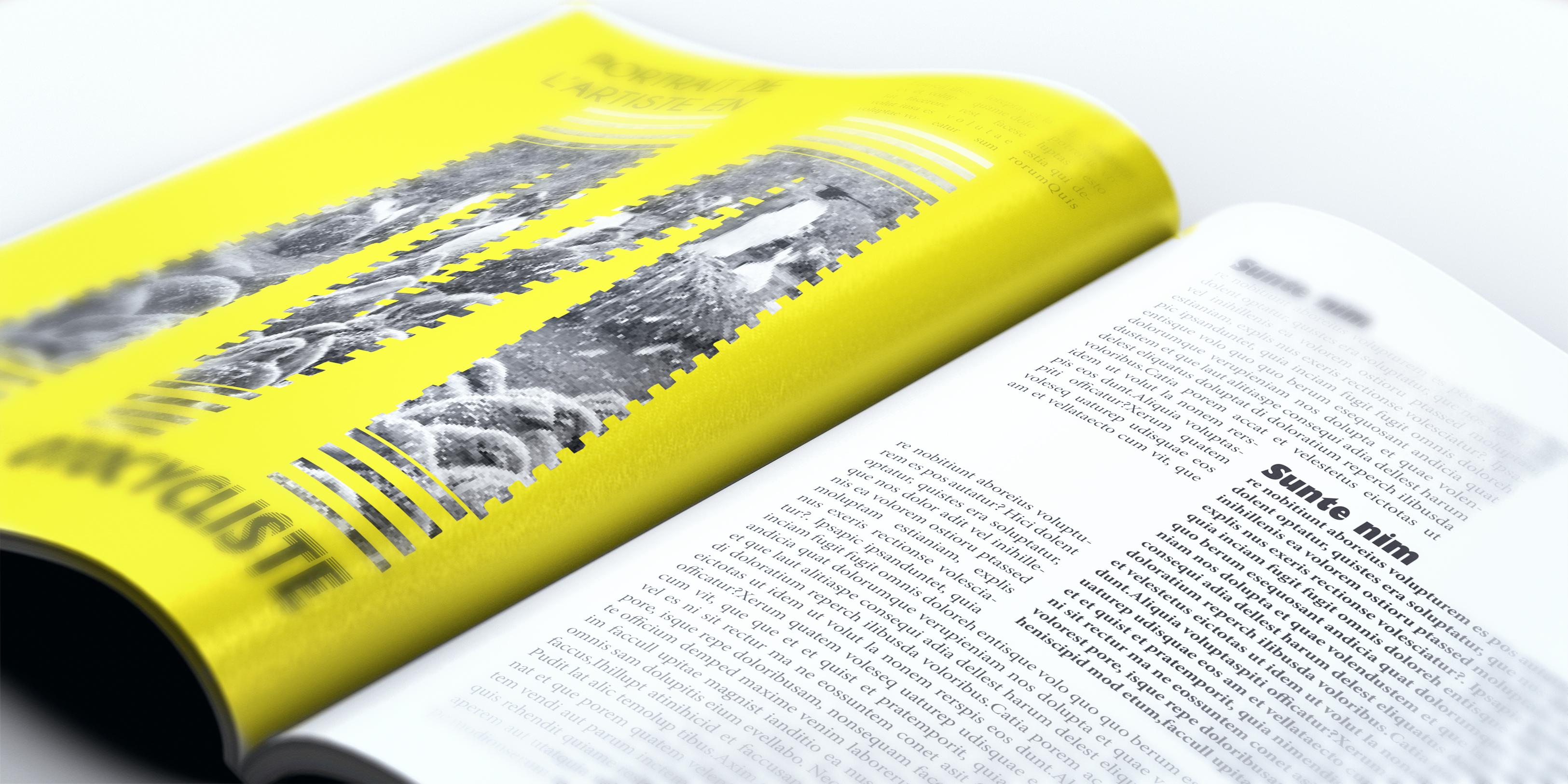 Magazine Close Up 01