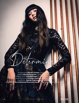 MALVIE Mag The Artist Edition Vol 19 Oct