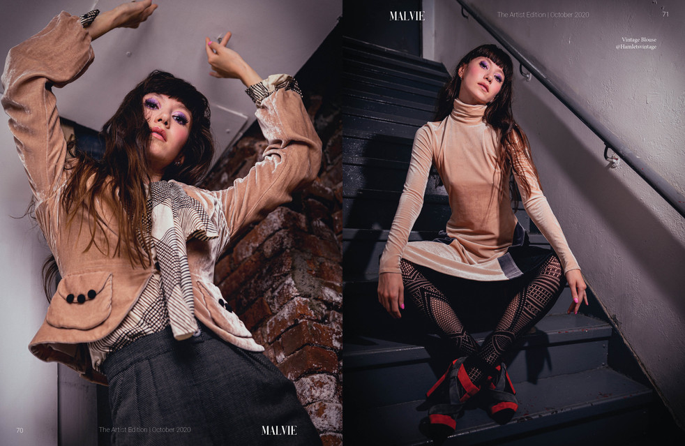MALVIE Mag The Artist Edition Vol 19 Oct 2020