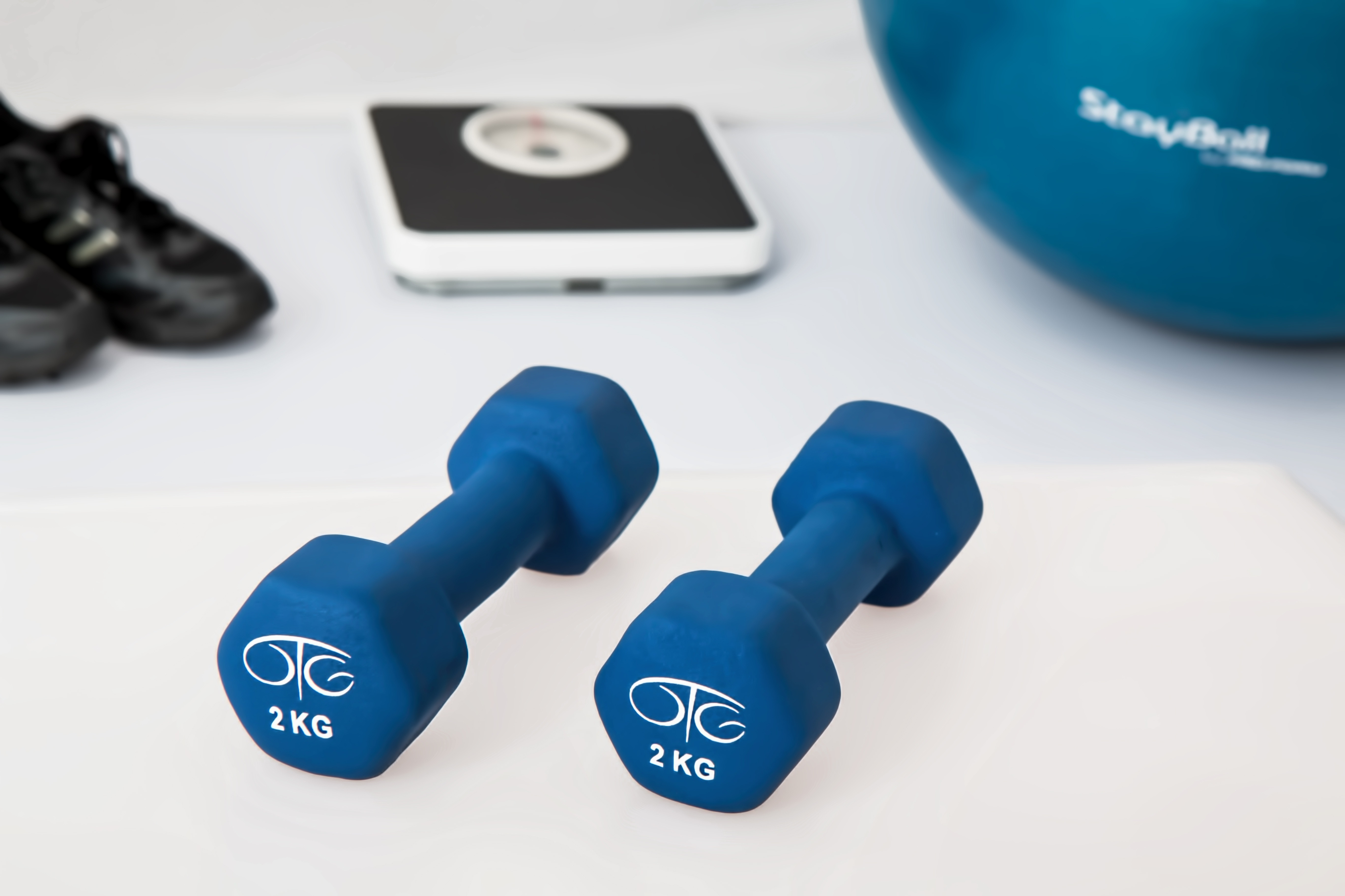 Circuit Training for over 45's