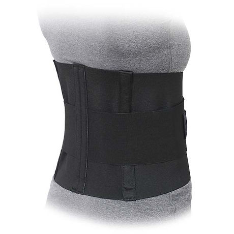 LUMBAR SACRAL SUPPORT WITH DOUBLE PULL T