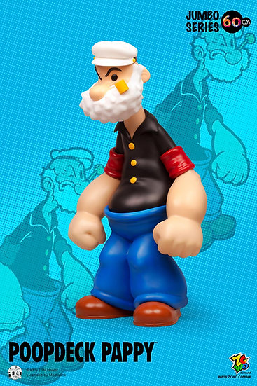 Poopdeck Pappy - 90th anniversary 60cm