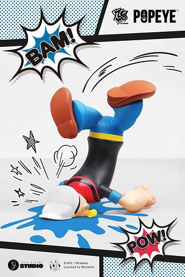 Popeye Crash - Josh Divine