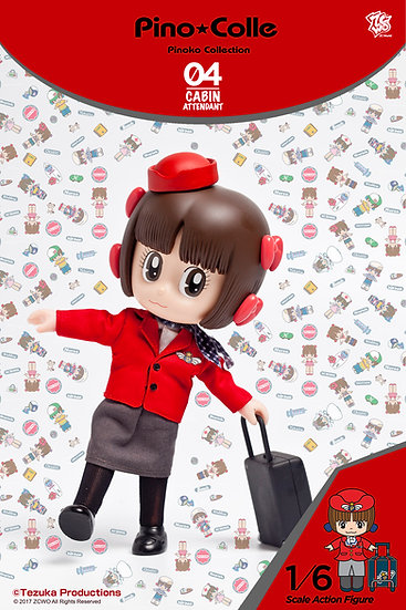 Pinoko Collection 04 - Cabin Attendant