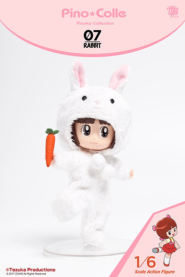 Pinoko Collection 07 - Rabbit