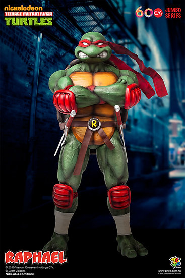 TMNT Raphael 60cm