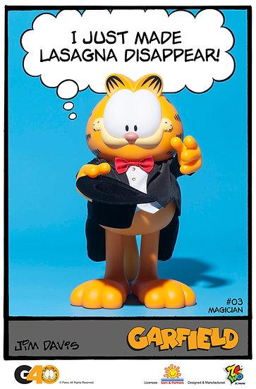 Garfield - Master Series 03 (Magician)