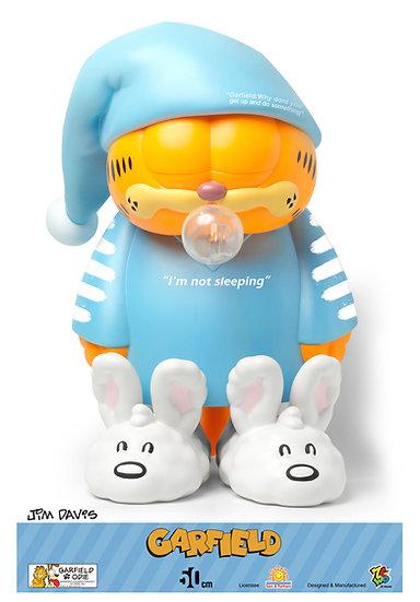 """Garfield """"I am not Sleeping"""" 50cm"""