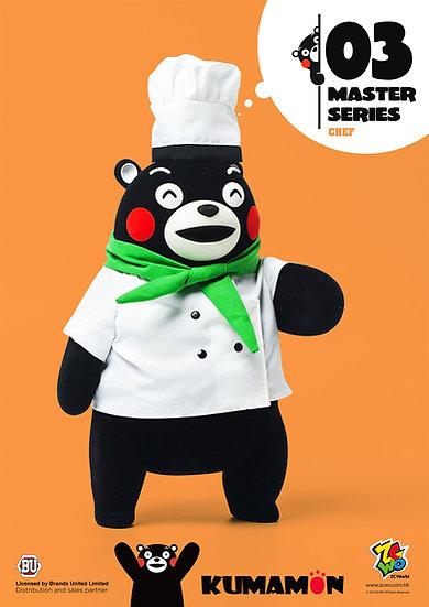 Kumamon - Master Series 03 (Chef)