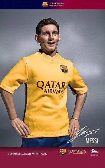 FCB 2015/16 - Messi (Away Kit)