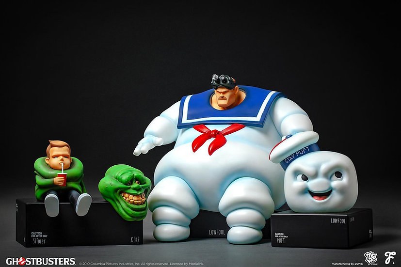 ZCWO x FoolsParadise x Ghostbusters