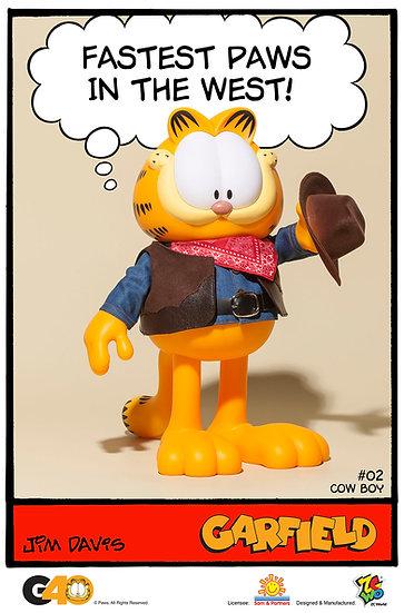 Garfield - Master Series 02 (Cowboy)