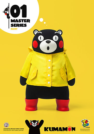 Kumamon - Master Series 01 (Rainy)