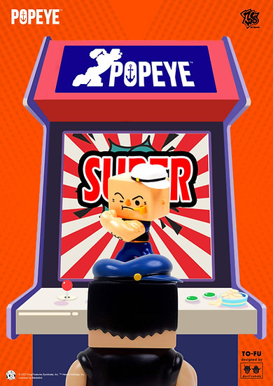 Popeye™ x To-Fu