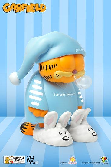 """Garfield """"I am not Sleeping"""" 26cm"""