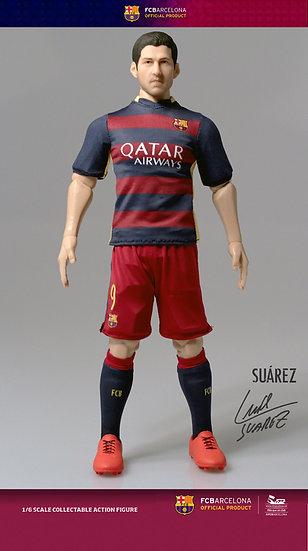 FCB SOCKERS - Suarez (15/16)