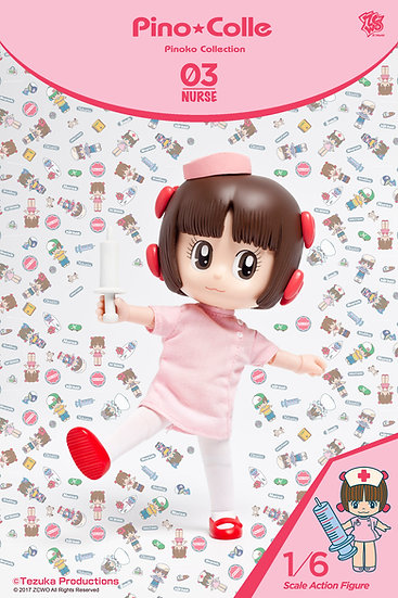 Pinoko Collection 03 - Nurse