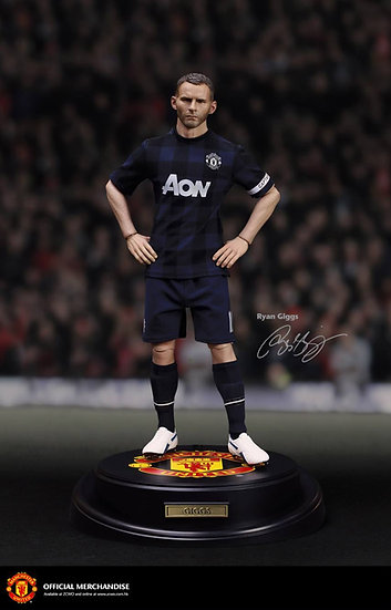 Manchester United 13/14 - Ryan Giggs (Away Kit)