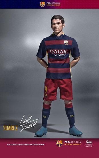 FCB 2015/16 - Suarez (Home Kit)