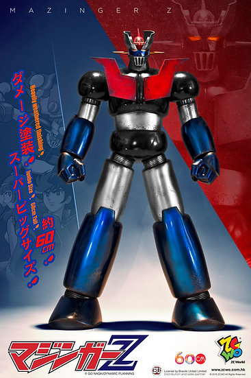 MazingerZ 60cm - Jumbo Size (Battle version)