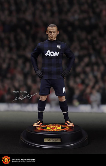 Manchester United 13/14 - Wayne Rooney (Away Kit)