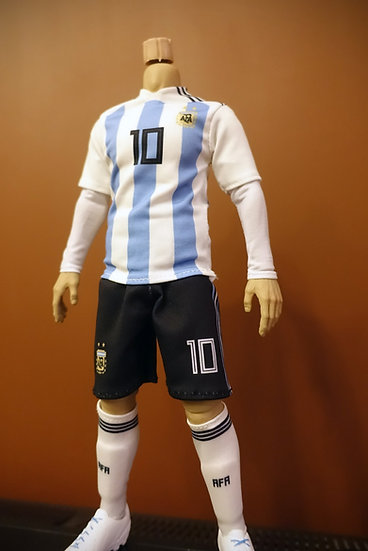 1/6 Scale National Team Jersey - Argentina