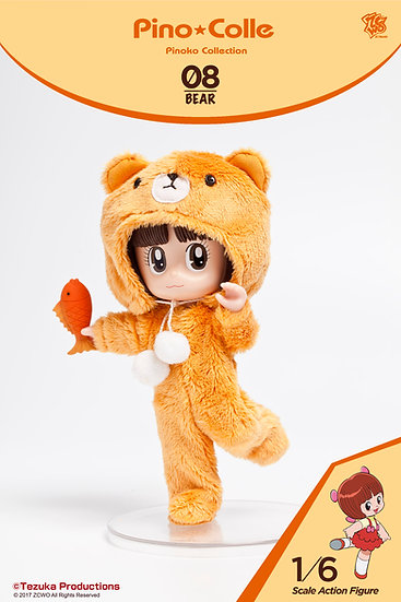 Pinoko Collection 08 - Bear