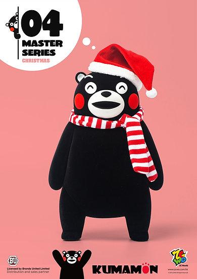 Kumamon - Master Series 04 (Christmas)
