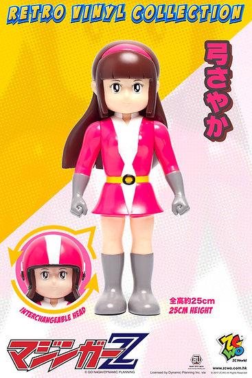 MazingerZ - 弓莎也佳 Sayaka Yumi