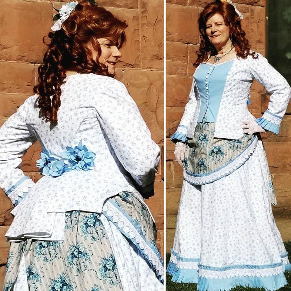 Victorian Bodice