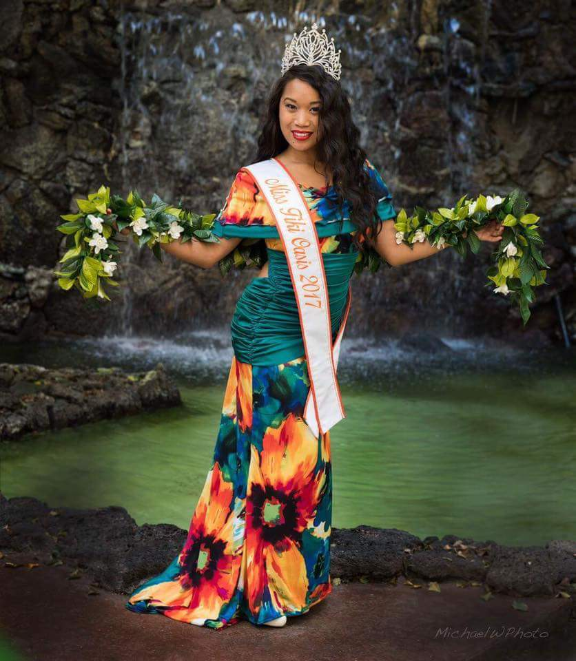 Miss Tiki Oasis 2017