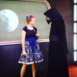 Star Wars Fan Skirt