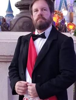 Tailored Victorian Tailcoat