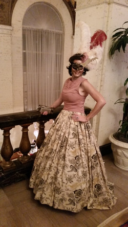 Couture Ballgown