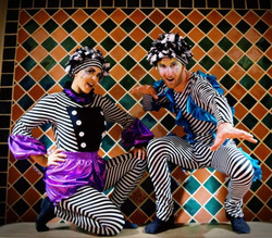 Cirque Group Costumes
